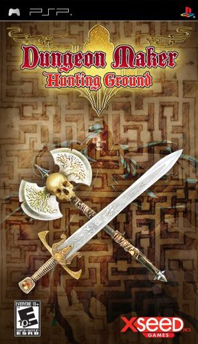 Dungeon Maker: Hunting Ground [PSP]